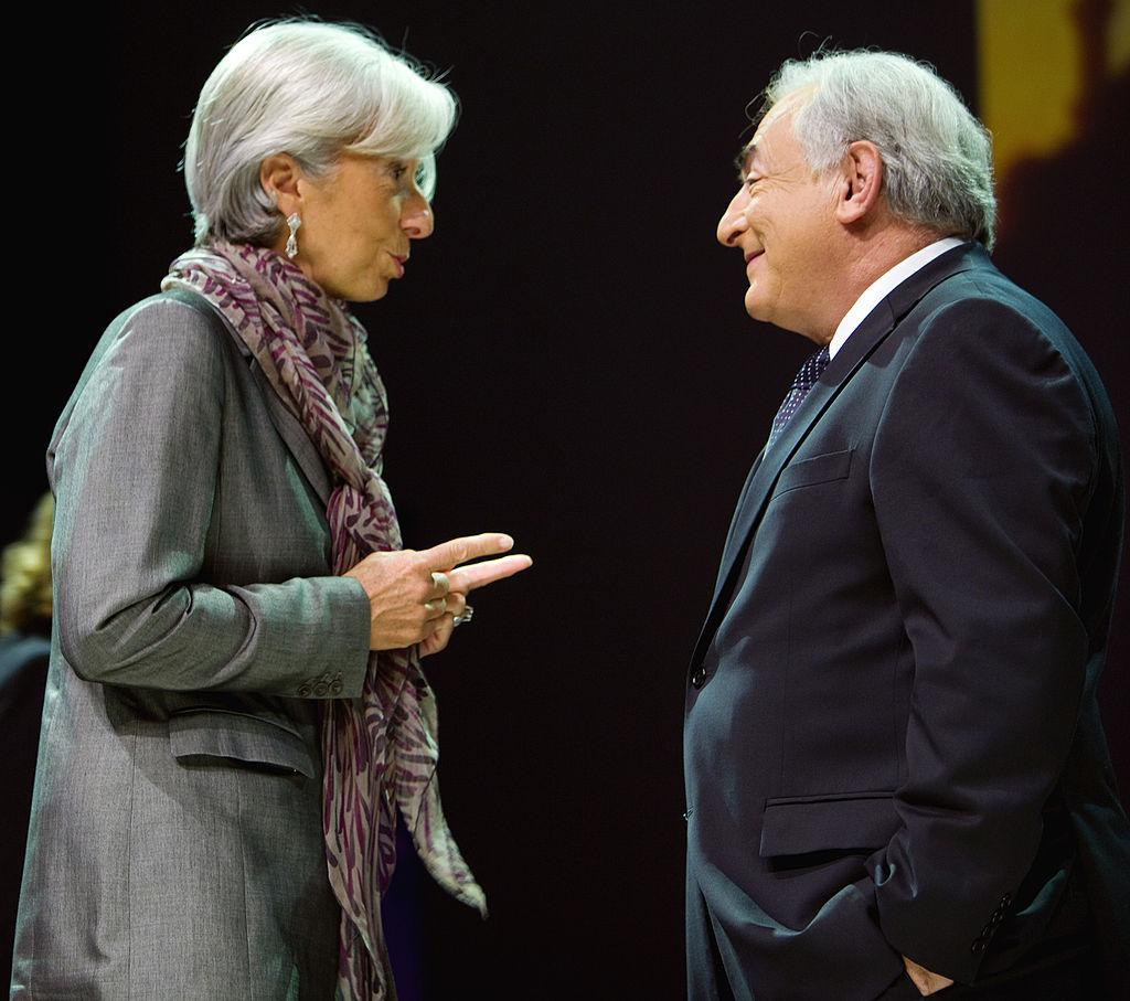 Christine Lagarde's Move from IMF to ECB is Bad for Europe