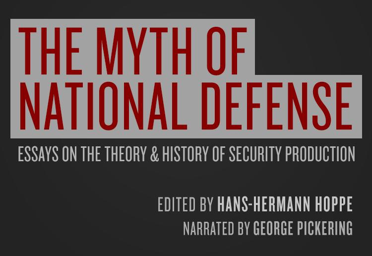 Chapter 10 Government And The Private Production Of Defense