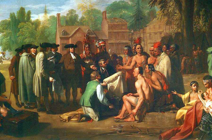 Pennsylvania S Anarchist Experiment 1681 1690 Mises