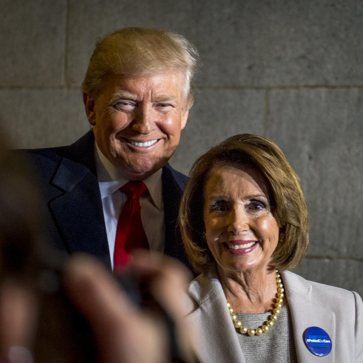 A Trump-Pelosi Budget Deal Is A Recipe For The Worst Kind